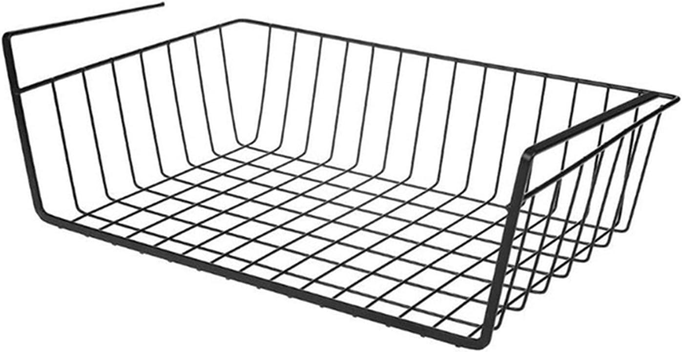Kitchen Max 62% OFF Storage Basket Hanging Under Sale special price C Shelf Iron