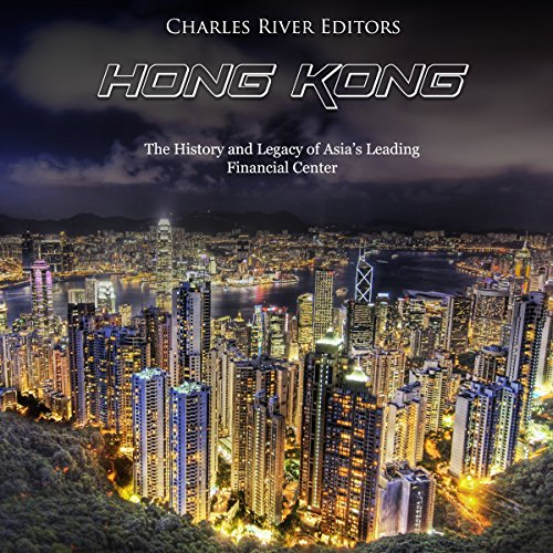 Hong Kong audiobook cover art
