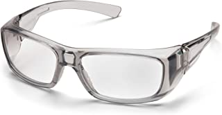 PYRAMEX SG7910D20 Pyramex Clear Safety Reader Glasses, Scratch-Resistant