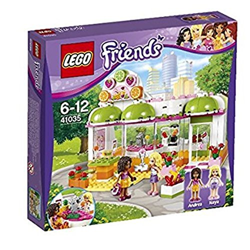 Lego Friends - El Bar de zumos de Heartlake (41035)