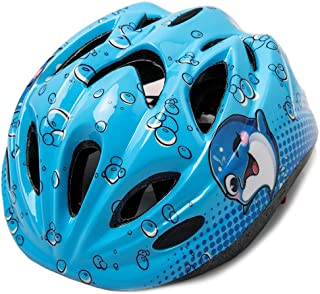 LLQQ Cycle Helmet Child Paw Patrol,ABS Shell Suitable for Skating Scooters Skate Skates Roller Shoes Inline Riding Extreme Sports Suitable for Head Circumference46-59CM