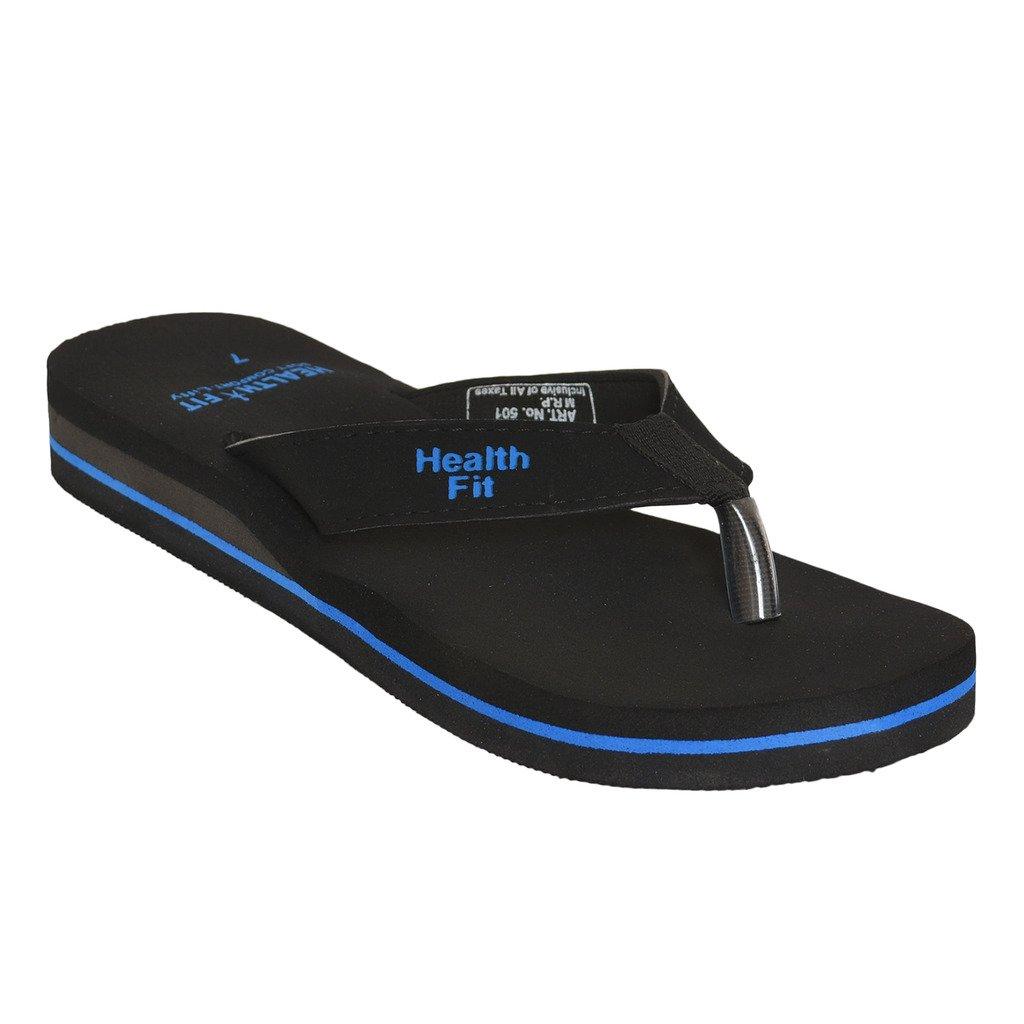 Aditi Anti Foot Pain Healthcare Mcr Rubber Slipper For Women