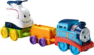 Fisher-Price My First Thomas and Friends Roll and Spin Rescue Train