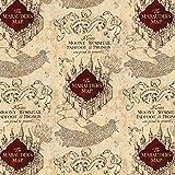 Unbekannt Camelot Harry Potter Jersey Stoff – Marauders