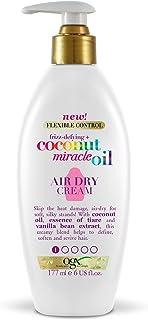 Ogx Coconut Miracle Oil Leave In Air-Dry Hair Cream, 177 ml