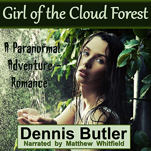 Girl of the Cloud Forest cover art