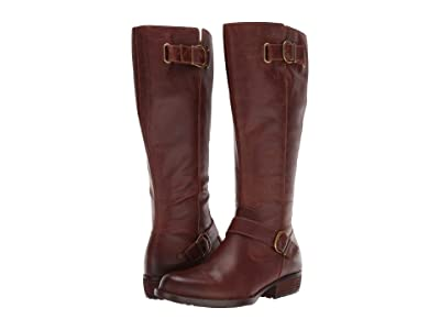 Born Turne (Brown Full Grain Leather) Women