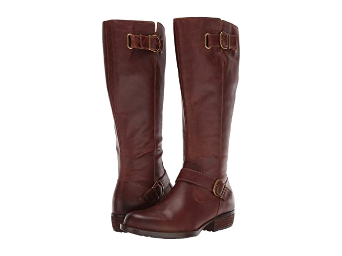 Born  Turne (Brown Full Grain Leather) Womens  Boots