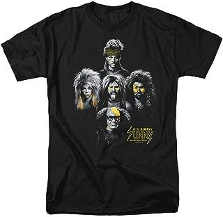 It's Always Sunny in Philadelphia Rocker Heads T Shirt & Stickers