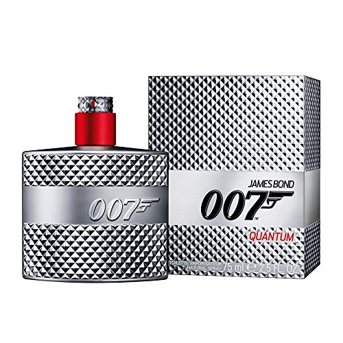 James Bond 007 Quantum Eau de Toilette Natural Spray, 75 ml