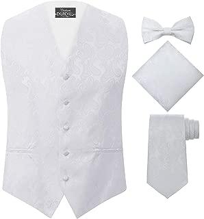vest tie set