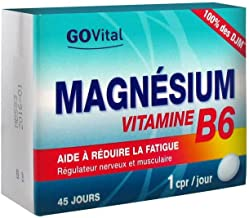 Alvityl MagnA sium Vitamine B6 45 comprimA s Estimated Price : £ 8,20