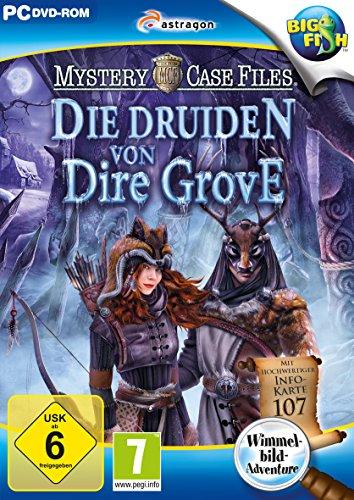 Mystery Case Files: Die Druiden Von Dire Grove [Importación Alemana]