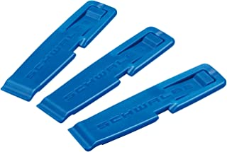 Schwalbe Bicycle Tire Levers, Blue, 2.4 x 0.4 x 3.9 inches