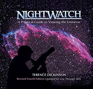 NightWatch: A Practical Guide to Viewing the Universe (155407147X) | Amazon price tracker / tracking, Amazon price history charts, Amazon price watches, Amazon price drop alerts