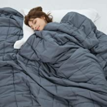Weighted Idea Adult Weighted Blanket 15 lbs Queen Size...
