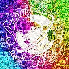 スフィア「スクランブルデイズ」の歌詞を収録したCDジャケット画像
