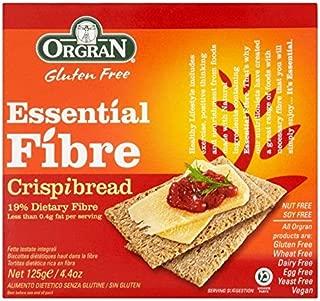 orgran essential fiber crispbread