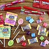 HERSHEY's Holiday Candy Bulk Variety Mix, JOLLY RANCHER & TWIZZLERS, Individually Wrapped, Perfect for Stocking Stuffing, Holiday Parties and Gift Bags, 235 Count