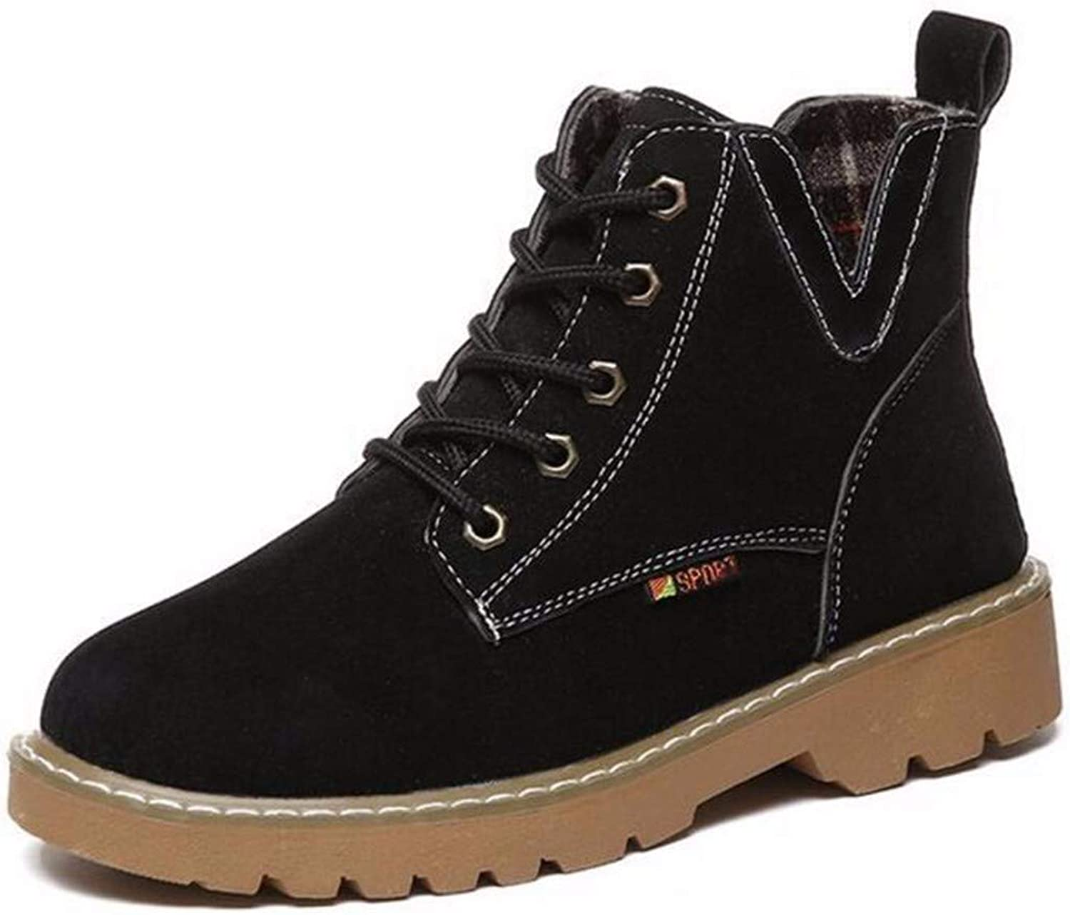 Martin Boots, Women's Boots, High Boots, Rough and Flat Spring and Autumn Locomotives.