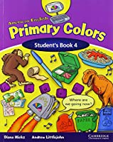 American English Primary Colors 4 Student's Book (Primary Colours)