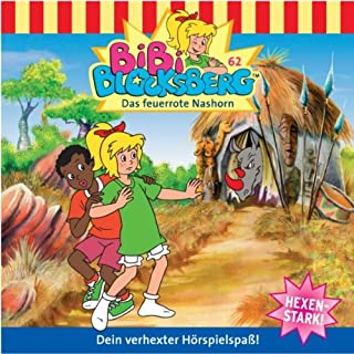 Das feuerrote Nashorn audiobook cover art