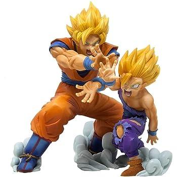 Banpresto Dragon Ball Z Vs Existence Goku & Gohan, Yellow