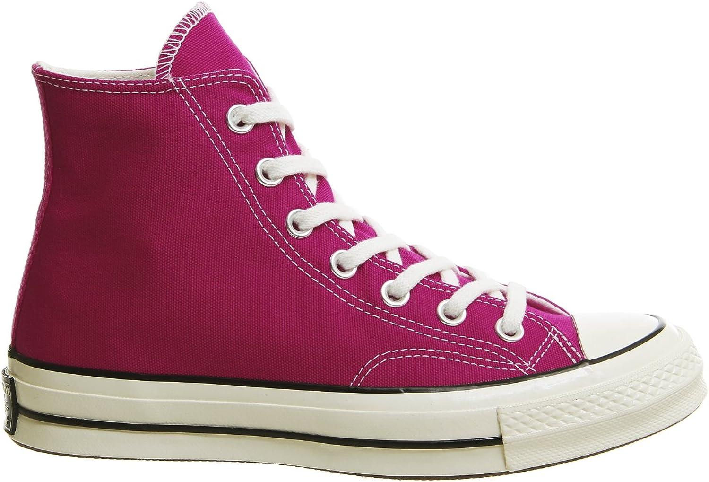 Converse Womens Chuck 70 Hi Canvas Vintage High Top Sneakers