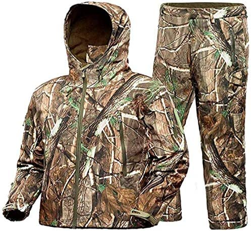 ADAFAZ Hunting Jacket Waterproof ! Super beauty product restock quality top! Softshell Suit Camoufla Sales