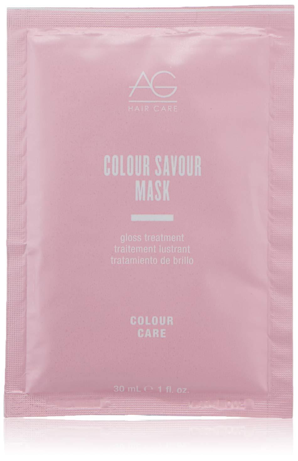 AG Max 60% OFF Hair Colour Savour Mask famous 1 Fl Gloss oz Treatment