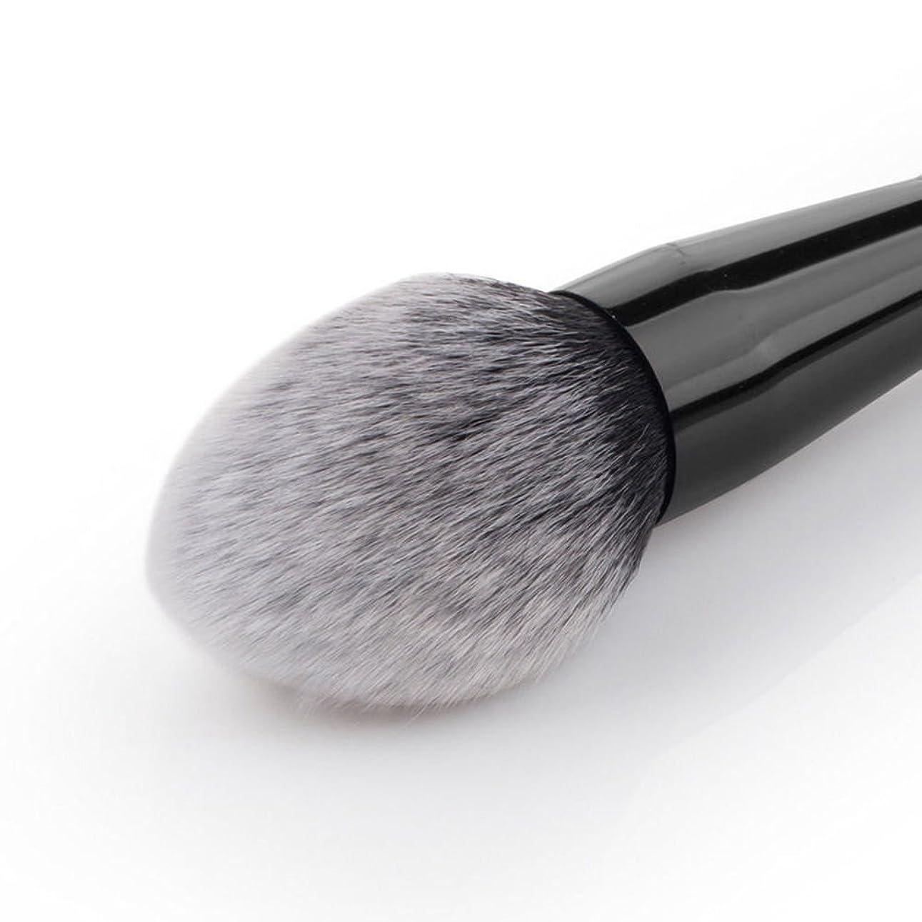 恵み同一性側FidgetGear 大きく柔らかい粉の大きい赤面炎のブラシの基礎は用具の美の化粧品を構成します