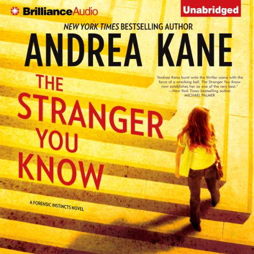 The Stranger You Know audiobook cover art