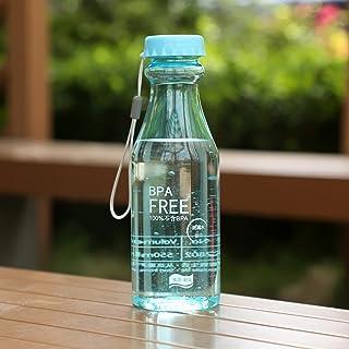 VORCOOL 550ml botella de agua portátil BPA gratis