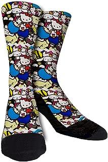 mens hello kitty socks