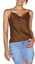 Best brown silk camisole Reviews