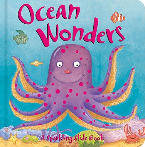 Ocean Wonders (Sparkling Slide Nature Books)
