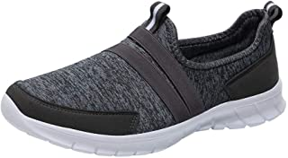 Spring Summer Fashion Solid Mesh Soft Round Head Bottom Set Foot Casual Sports Shoes Lazy Shoes Sneakers