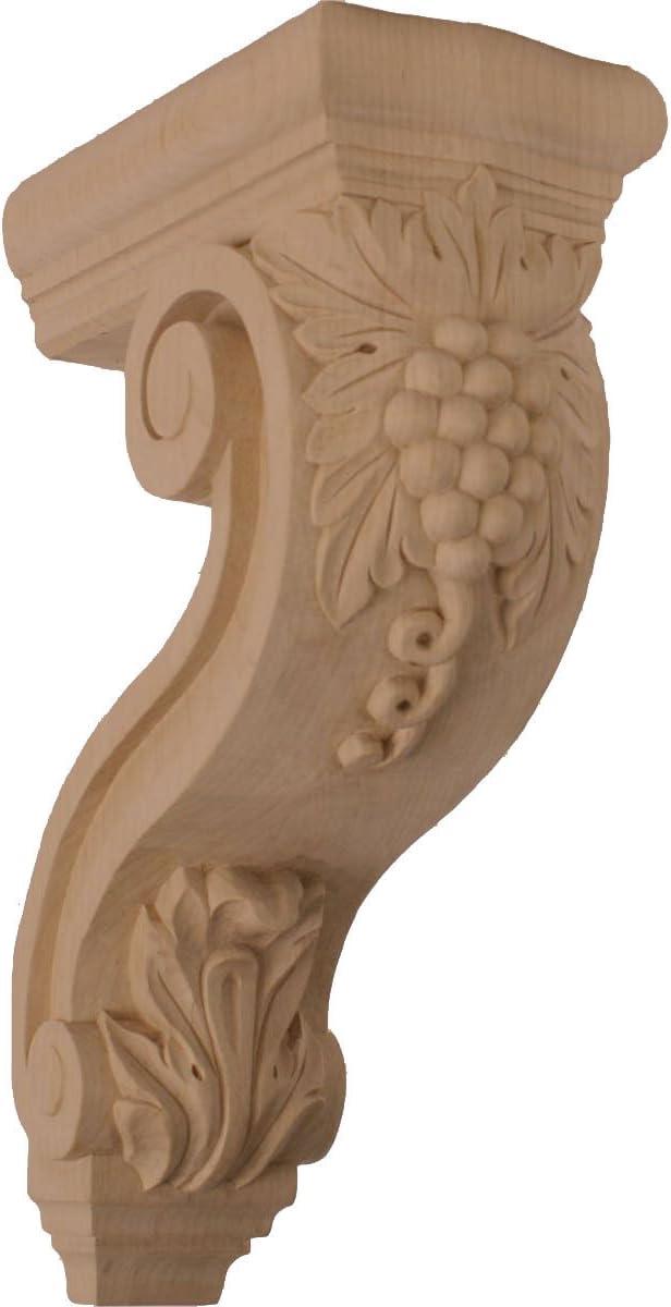Ekena Millwork New York Mall COR04X08X13HOCH-CASE-4 Primed Factory Corbel New popularity