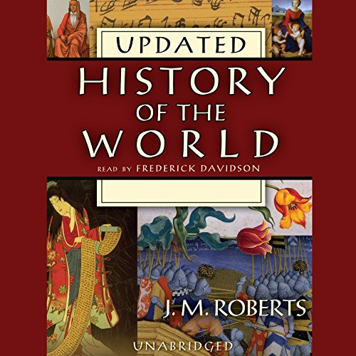 History of the World (Updated) audiobook cover art