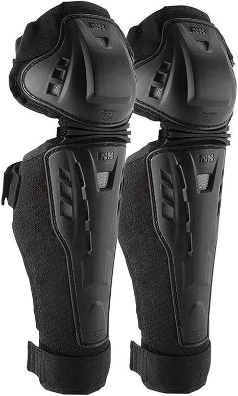 Ixs Hammer Knee Shin Guard Knee Pads Mtb Bmx Unisex Adults Black Xs Sport Freizeit