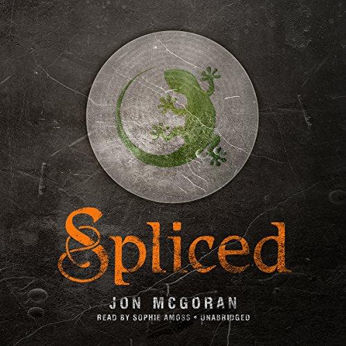 Spliced audiobook cover art
