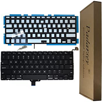 Ittecc Spanish ESPA/ÑOL Teclado Keyboard Replacment Fit for MacBook Pro 13 A1278 MC700 MB990 MB991 MB990LL//A MD313LL//A MD314 MB466 MB467 MD101 MD102 Year of 2009 2010 2011 2012