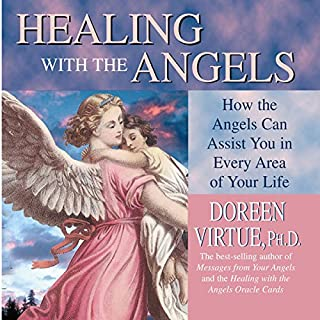 Healing with the Angels cover art