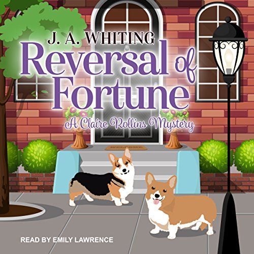 Reversal of Fortune audiobook cover art