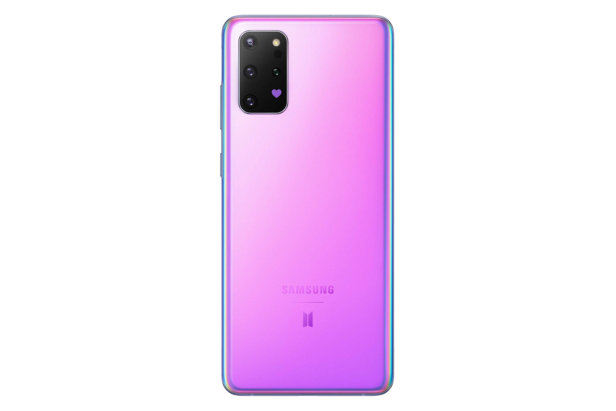 Samsung Galaxy S20 Plus Bts Edition Dual Sim 128 Gb 12 Gb Ram 5g Purple Buy Online At Best Price In Ksa Souq Is Now Amazon Sa
