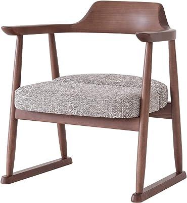 飛騨産業 座椅子 WD色/ベガスGR 幅57.5×奥46.5×高さ62cm 低座(ローチェア) SD246AB