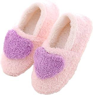 [Mini Balabala] メンズ warm slippers