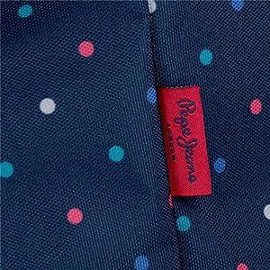 61578Xc4TWL. SS300  - Monedero Pepe Jeans Molly, Azul, 12x8x2 cm