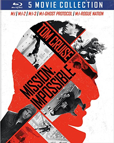 Mission: Impossible 5-Movie Collection [Blu-ray]
