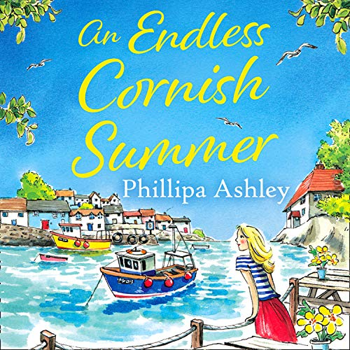 An Endless Cornish Summer Audiobook By Phillipa Ashley cover art